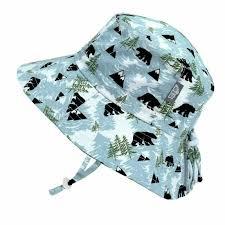 Baby Bear Sun Hat
