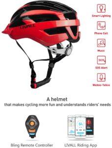 Livall MT1 Smart Cycling Helmet