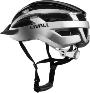 Livall MT1 Smart Bicycle Helmet - Side View