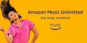 Amazon Music Any Song