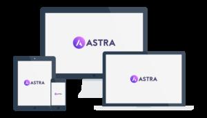 Astra Responsive WordPress Theme