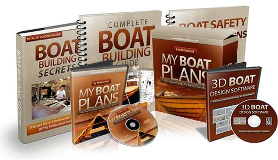 Boat Builders Complete Package