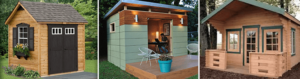 Amazing outdoor shed designs