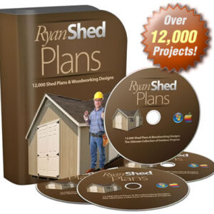 Ryan Shed Plans Product Image